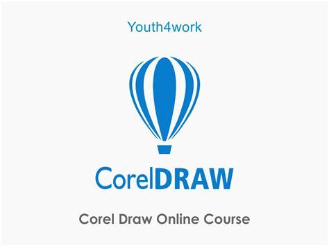 corel draw x4 online courses corel draw online course