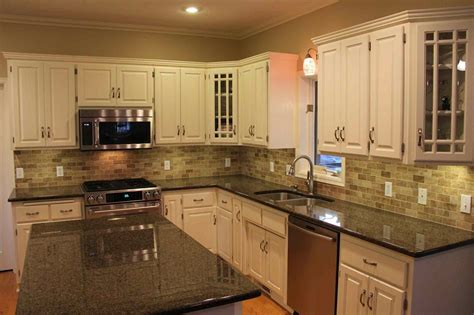 3 perfect ideas to create kitchen tile backsplash modern contemporary tile backsplash ideas dark counter black and