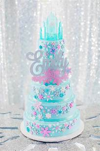 frozen birthday party 2 ice castle party dazzling desserts hostess