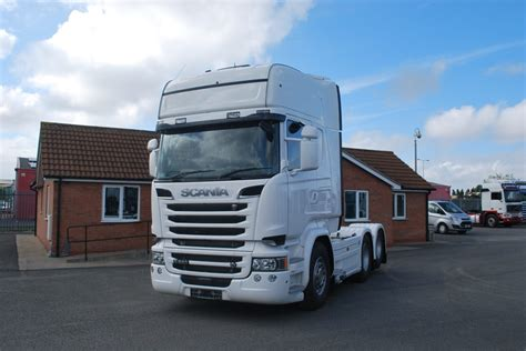 scania  topline streamline  tag axle moody international scania specialists