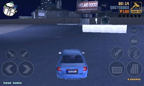 gta for android tutorial mod gta 3 for galaxy y android hvga