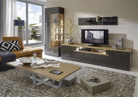 design wohnzimmer wohnwand