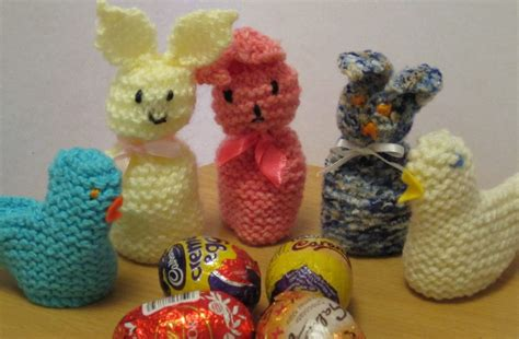 knitted creme egg st christopher s knitting patterns st christopher s