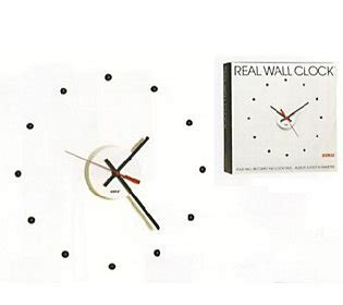 zelco real wall clock qvc