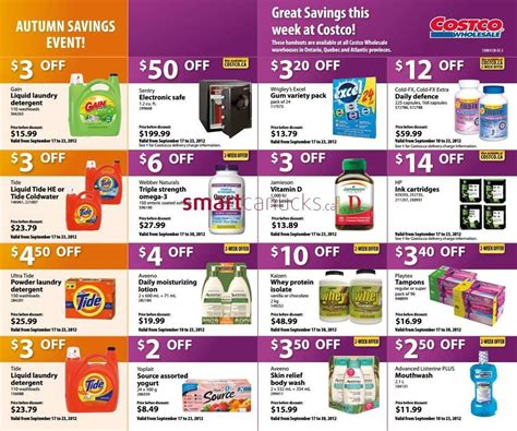 Deal Of The Week 25 At Maneater Threads by Coupon Costco Weekly Savings For Eastern Canada Sep 17 To