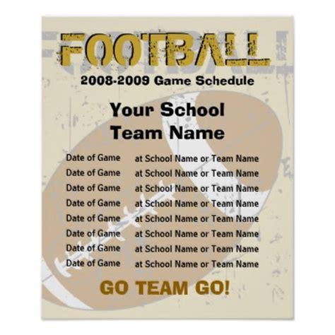 football calendar template kirmizi brur
