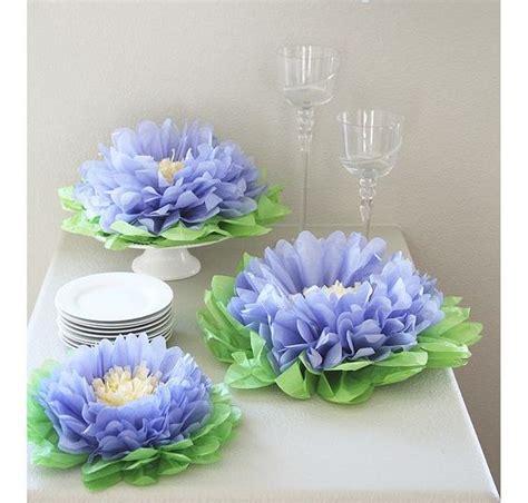 fiori di cartacrespa 5 idee con i fiori di carta per il matrimonio sposalicious