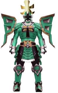 shogun green png