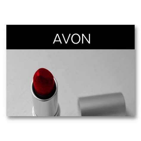 17 best images about avon business cards templates on