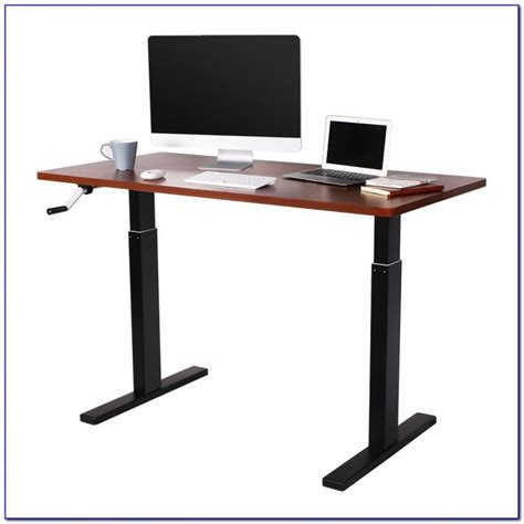 manual height adjustable desk manual height adjustable desk australia desk home