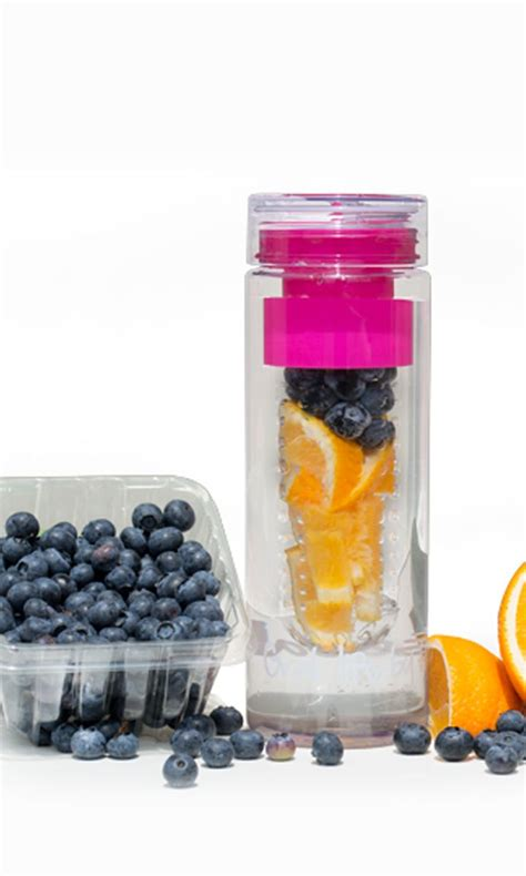 Fruit Infused Detox Water Bottle by Use It To Infuse Fruit Or To Diy Your Detox Routine Get
