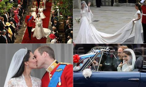 Prince William and Kate Middleton's royal wedding: a