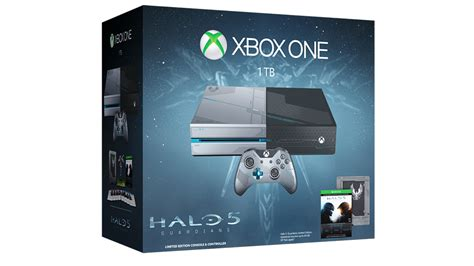 halo 4 xbox 360 console halo 5 guardians limited edition bundle xbox