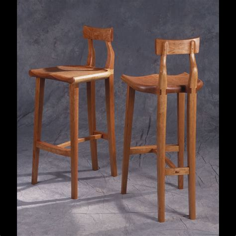 Made Bar Stools by Made Cherry Bar Stools By Blackstone Design