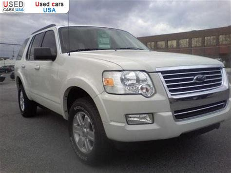 used ford explorer 2010 car for sale in sharjah 749326 yallamotor com for sale 2010 passenger car ford explorer xlt metairie insurance rate quote price 22595