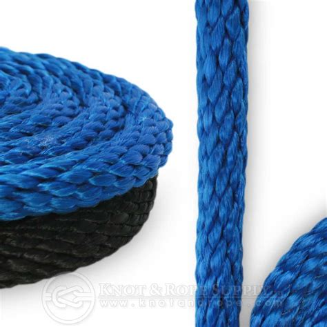 1 2 quot solid braid polypropylene