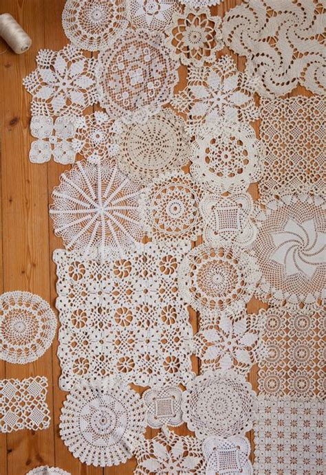 doily curtains stitching doilies together curtain throw what else by