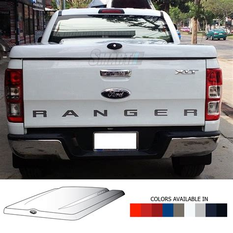 truck bed deck truck bed deck cover tonneau for ford ranger pickup t6 ute