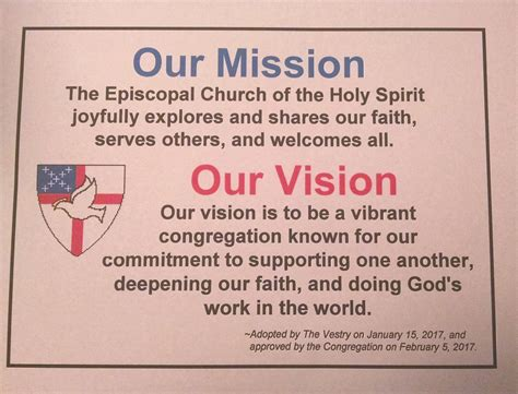 Delightful Examples Of Church Mission Statements #1: Church-Vision-Statements-Examples.jpg