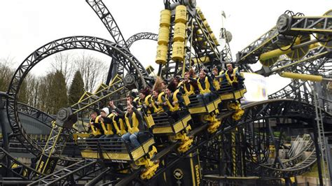 theme park uk accidents alton towers smiler ride reopens nine months after serious