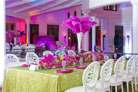 club themed decorations masquerade themed 30th birthday at miromar lakes