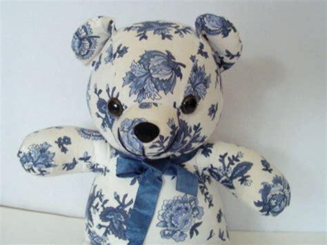 teddy bear upholstery sale vintage floral fabric teddy bear shabby chic nursery