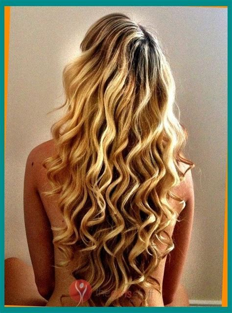 how to perm long thick hair spiral perm hairstyles for long hair images the girls