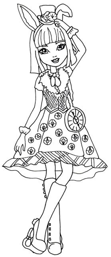 ever after high darling charming coloring pages 54 best images about ever after high coloring pages on