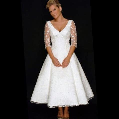 wedding dresses for seniors fashion 2017