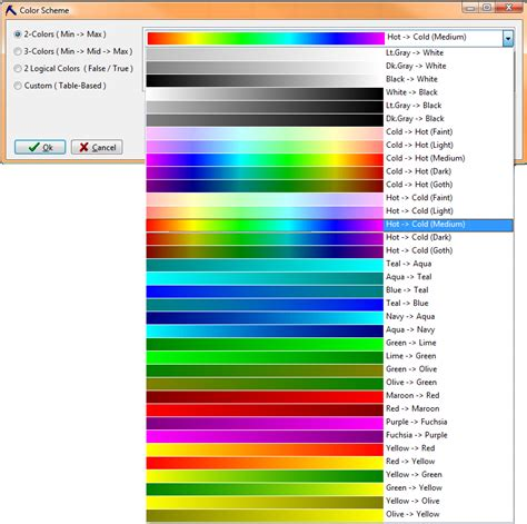 color palette exles color palette exles choosing your infographic s color