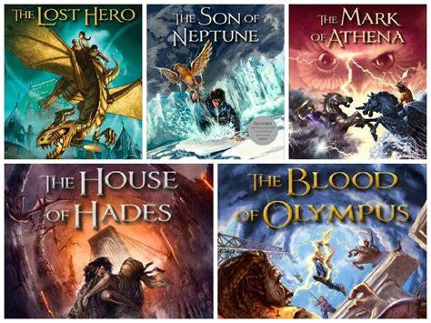 The Heroes Of Olympus series review the heroes of olympus by rick riordan