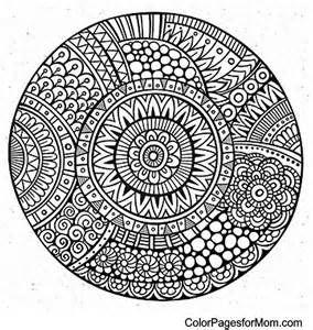 grown up coloring pages mandala 320 best images about mandalas y atrapasue 241 os 06
