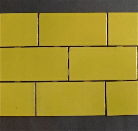 yellow subway tile gmb franciscan subway tile