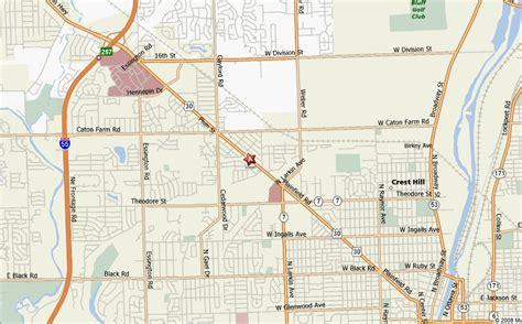 map of joliet il boy scout troop 505 naperville il directions