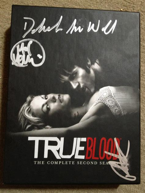 The Winner Has Been Chosen by The Winner Of The True Blood Season 2 Dvd Has Been Chosen