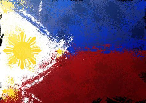 wallpaper design philippines philippine flag splatter by schizophrenique on deviantart
