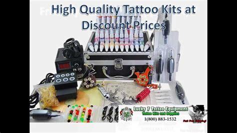 tattoo kits es tattoo kits for sale lucky7tattooequipment com 1 800 883