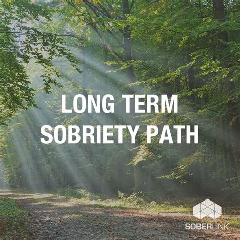 the path to long term long term sobriety path soberlink