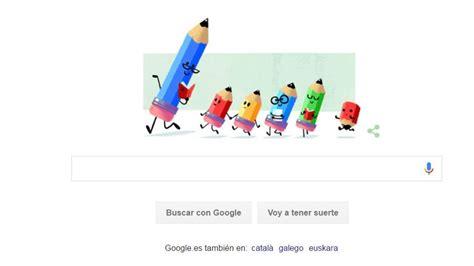 google imagenes feliz dia del maestro google celebra el d 237 a del maestro con un doodle animado