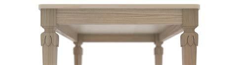 gambe in legno per tavolo gambe coniche in legno per tavoli idee creative di
