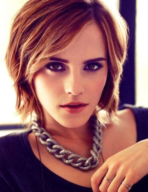 emma bushy hairstyle 50 best hairstyles for thick hair herinterest com