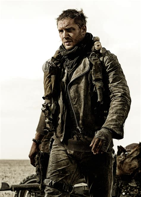 mad max tom hardy talks mad max fury road squad the revenant and more collider