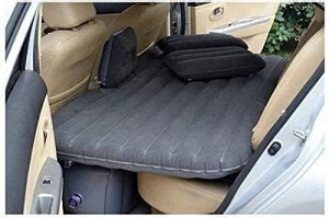 3 trees air bed mattress for car suv truck backseat sided flock