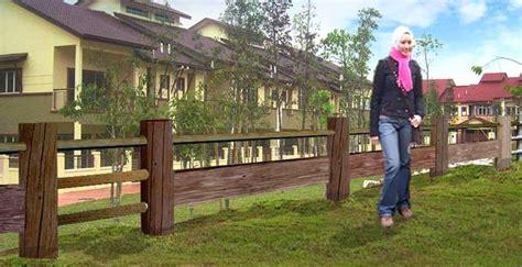 Pagar Kayu By Kenichi Craft pagar kayu jati mebellanku