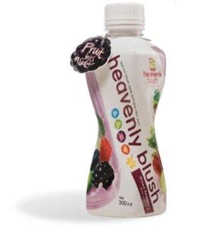 Heavenly Blush Yogurt Yo Mango Carrot 24x200ml product spotlight heavenly blush yogurt drink trendmonitor