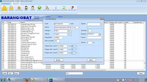 Software Klinik Dan Apotek Apotik software apotik