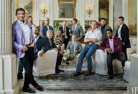 cast of photos the cast of the expendables 3 vanity fair