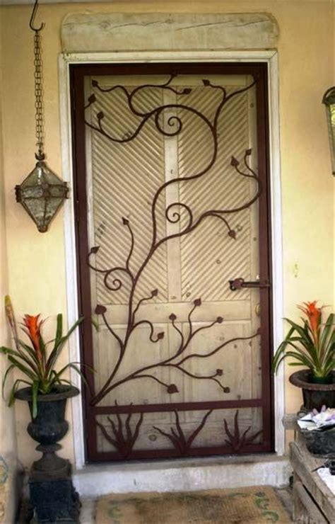 Decorative Security Doors by Pin By Carol Keene On For Of The Home