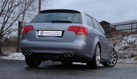 Auspuffanlage Audi A4 by Fox Sportauspuff V2a Auspuffanlage Duplex Gruppe A Typ 32