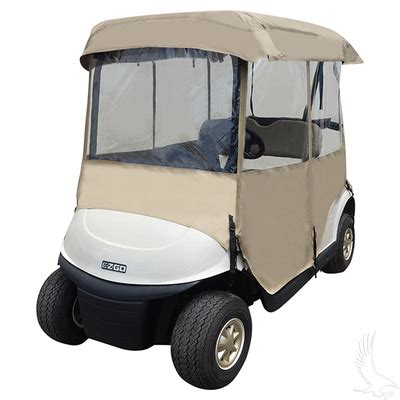3 Sided Golf Cart Enclosures by Golf Cart Enclosure 4 Sided Enclosure For Club Car Ezgo